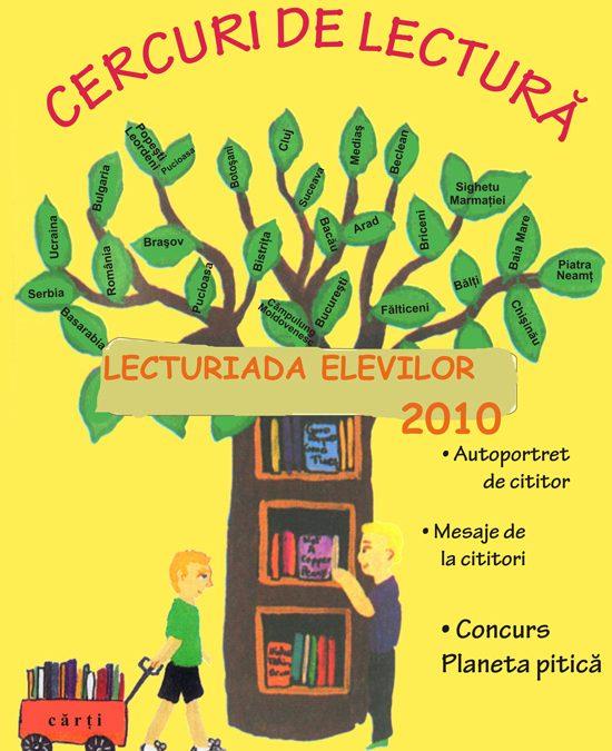 Lecturiada elevilor 2010