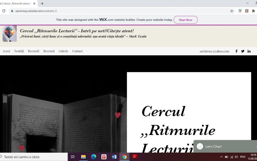 Cercul Ritmurile lecturii